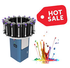 tinting dyes color machine for decorative paint industrial manual