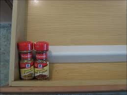 Over The Cabinet Spice Rack Wall Mounted Spice Cabinet Pine Eightdrawer Wallmounted Spice