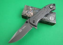 steel handle oem strider fa01 butter cutter knife bread fruit