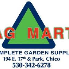 ag mart nurseries u0026 gardening 194 e 17th st chico ca phone