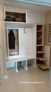 custom mudroom built ins in louisville kentucky and surrounding