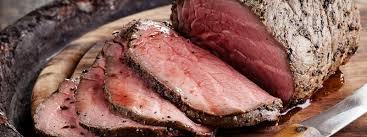 style roast beef
