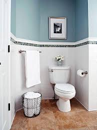 bathroom with subway tile wainscoting home design bathroom tile