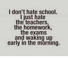 I Hate School Meme - 25 best memes about hate school hate school memes