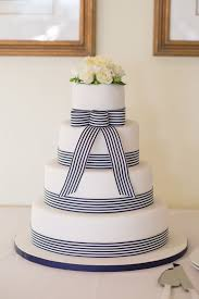 Nautical Theme Wedding Cakes - classic nautical cape cod wedding read more themed weddings and