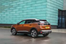 peugeot estate models new peugeot 3008 1 2 puretech allure 5dr petrol estate motability