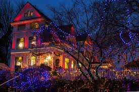 christmas light festival near me christmas lights festival opening in the victorian belle portland