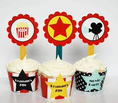 Movie Themed Cake Decorations 19 Awesome Movie Themed Cupcakes