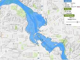 map of cedar falls iowa maps let iowans see their risk of flooding