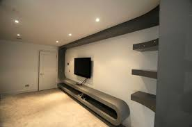 Tv Unit Design For Hall by Fitted Living Room Furniture London Bespoke Tv Unit