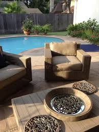 Biscayne Patio Furniture by Outdoor Furniture Transforms Houston Outdoor Design