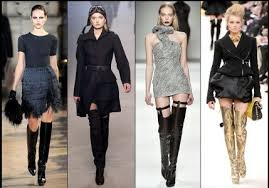 womens boots trends fashion style thigh high boot trend for fashion forward