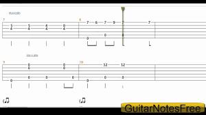 spongebob squarepants theme acoustic guitar tab hd youtube