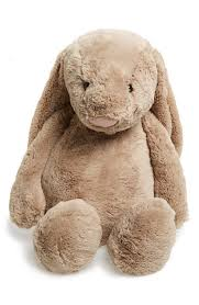 stuffed bunny jellycat really big bashful bunny stuffed animal nordstrom