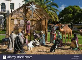 nativity outdoor outdoor size christmas nativity church of the