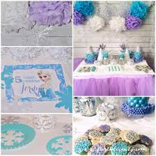 homemade frozen birthday party decorations image inspiration of fabulous frozen theme party with frozen party printables