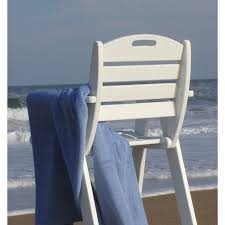 nautical chairs outdoor counter height chair polywood nautical collection