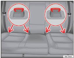 sieges isofix seat ibiza fixation du siège enfant avec le système isofix