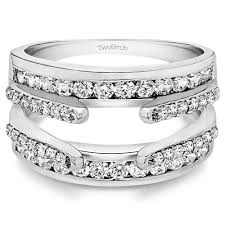 wedding ring jackets fit by twobirch replicate your ring to guarantee the