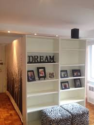 turn your one bedroom into a two bedroom cut off but still image