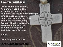 thanksgiving prayer for children on your own cafod