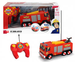 rc fireman sam jupiter vehicles rc electronic shop