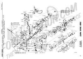 1968 mustang wiring diagram u0026 table of contents page