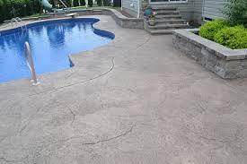 stamped concrete pool decks middletown dillsburg pa