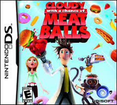 cloudy chance meatballs review ign