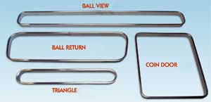 Valley Pool Tables by Coin Op Pool Table Rails U0026 Refelting Kits Valley Dynamo