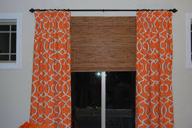 And Orange Curtains Wonderful Orange And Gray Curtains And Home Chic Raleigh Orange