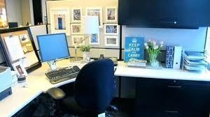 Decorate Office Desk Ideas Decorate Cubicle Search Office Ideas Pinterest Inside