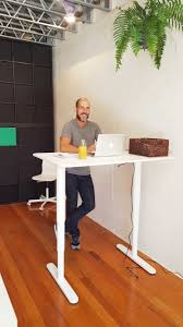 Stand Or Sit Desk by Light Open Co Working Space In Find A Space Creative Spaces
