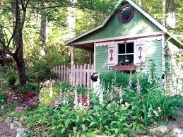 cottage style backyards choosing the best backyard buildings small home ideas
