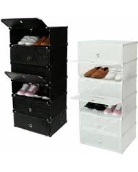 sweet deal on shoe rack shelf storage closet clothes organizer