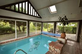 pool inside house peter rabbit house nice cottage with swimming pool inside house