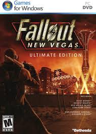 Fallout New Vegas Chances Map by Amazon Com Fallout New Vegas Ultimate Edition Pc Video Games