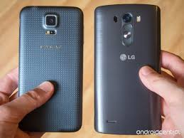 lg g3 versus samsung galaxy s5 android central