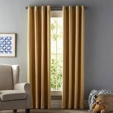 Two Tone Drapes 84 Inch U2013 94 Inch Curtains U0026 Drapes You U0027ll Love Wayfair