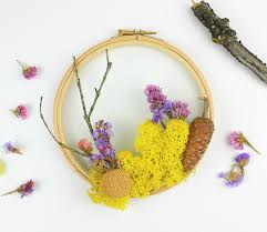 decorative wreaths for the home how to craft a woodland wreath for home decor ef zin creations