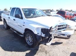 wrecked dodge trucks parting out 2006 dodge ram 1500 5 7l v8 hemi