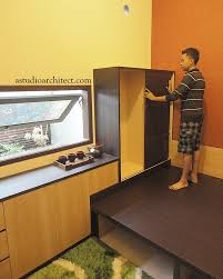 desain kamar tidur 2x3 model rumah minimalis kamar ukuran 2x3