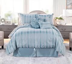 Northern Lights Comforters Northern Nights Jacquard Reversible 6 Or 7 Piece Comforter Set