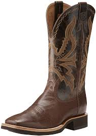 ariat boots stages west