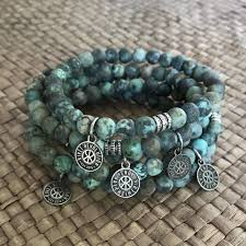 turquoise bead bracelet images African turquoise rivet revolution jpg