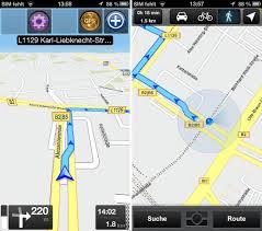 Offline Map Auch Im Ausland Kostenlos Die Besten Offline Navis Für Ios Und