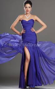 purple blue bridesmaid dresses image collections braidsmaid