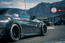 Bmw M3 Black - bmw m3 with hre s101 in satin black hre performance wheels