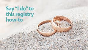 registering for wedding wedding registry walmart