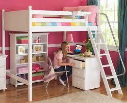 le de bureau fille le lit mezzanine avec bureau est l ameublement créatif pour les